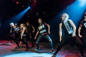 fotograaf Erik van der Horst _ dansers in actie